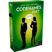 Czech Czech Game Codenames Duet