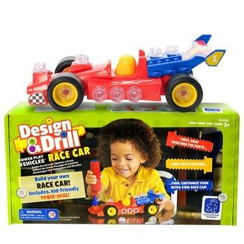 EI Design & Drill Race Car