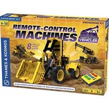 Thames & Kosmos R/C Machines Construction