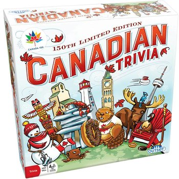 Outset Media Outset Game Canadian Trivia 150th Anniversary Edition