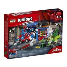 Lego Lego Juniors Spider-Man vs. Scorpio Street Showdown
