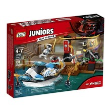 Lego Lego Juniors Zane's Ninja Boat Pursuit