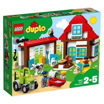 Lego Lego Duplo Farm Adventures