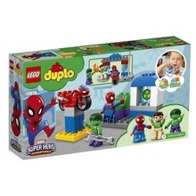 Lego Lego Duplo Super Hero Spiderman & Hulk Adventures
