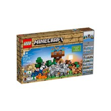Lego Lego Minecraft Crafting Box