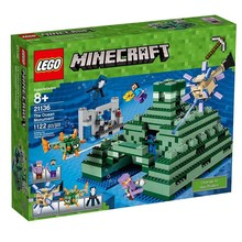 Lego Lego Minecraft The Ocean Monument