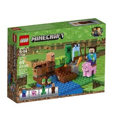 Lego Lego Minecraft The Melon Farm