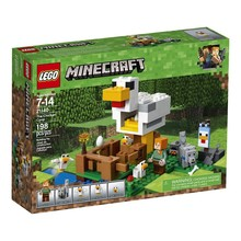 Lego Lego Minecraft The Chicken Coop