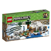 Lego Lego Minecraft The Polar Igloo
