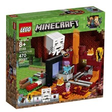 Lego Lego Minecraft The Nether Portal