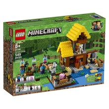 Lego Lego Minecraft The Farm Cottage