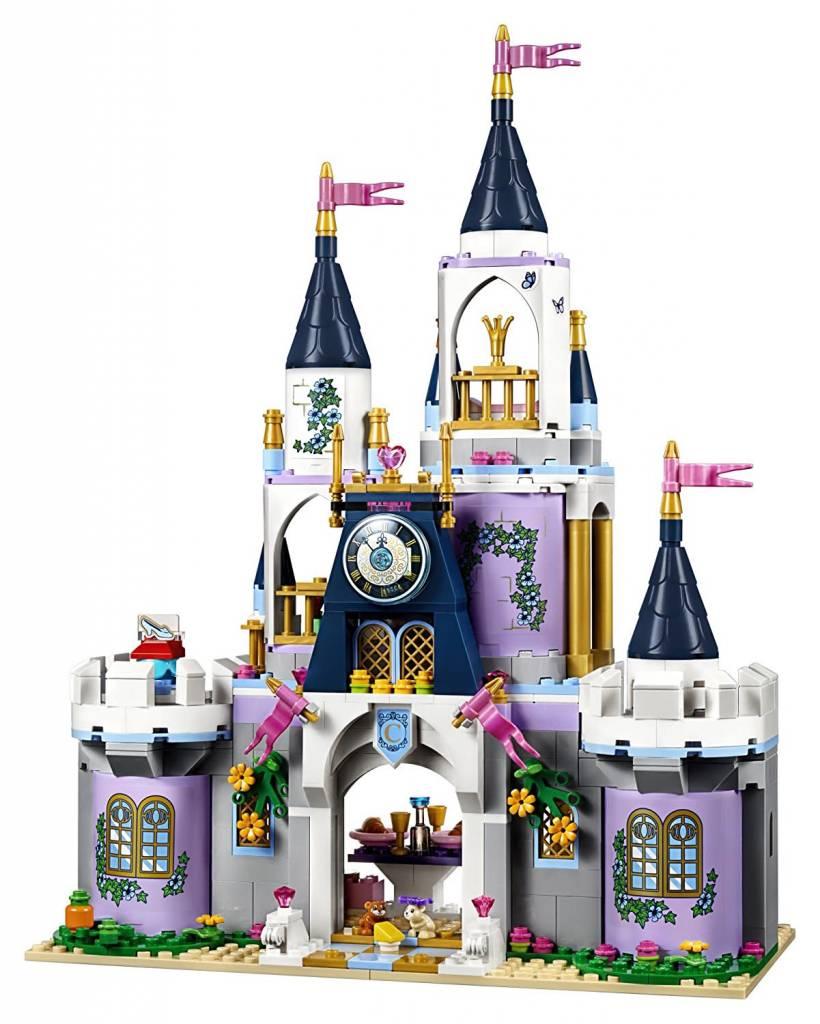 Lego Disney Cinderella\'s Dream Castle - Minds Alive! Toys Crafts Books
