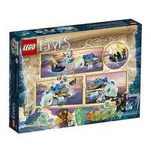 Lego Lego Elves Naida & the Water Turtle Ambush