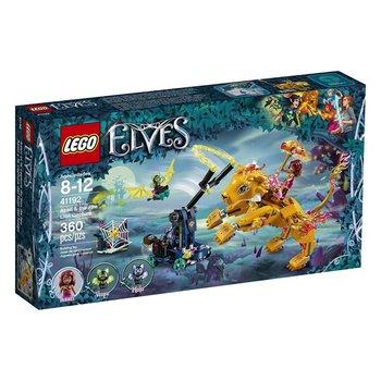 Lego Lego Elves Azari & the Fire Lion Capture