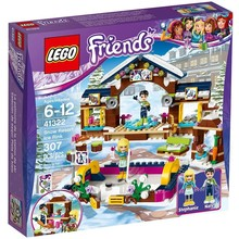 Lego Lego Friends Snow Resort Ice Rink