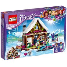 Lego Lego Friends Snow Resort Chalet