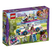 Lego Lego Friends Olivia's Mission Vehicle