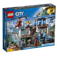 Lego Lego City Mountain Police Headquarters