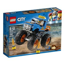 Lego Lego City Monster Truck