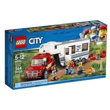 Lego Lego City Pickup & Caravan