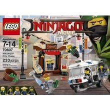 Lego Ninjago City Chase