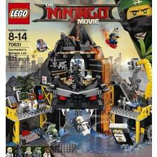 Lego Ninjago Garmadon's Volcano Lair