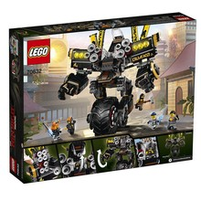 Lego Lego Ninjago Quake Mech