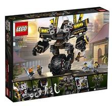 Lego Ninjago Quake Mech
