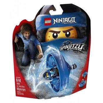 Lego Ninjago Spinjitzu Master Jay