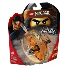 Lego Ninjago Spinjitzu Master Cole