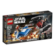Lego Lego Star Wars A-Wing vs TIE Silencer