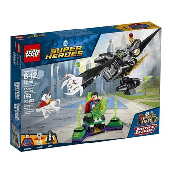 Lego Lego Super Heroes Superman & Krypton Team Up - Minds Alive ...