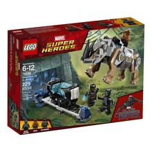 Lego Lego Super Heroes Rhino Face-Off by the Mine