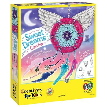 Creativity for Kids Sweet Dream Catcher