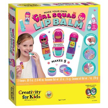Creativity for Kids Creativity for Kids Girl Squad Lip Balm