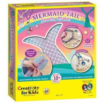 Creativity for Kids Creativity for Kids Mermaid Tail Jewelry Maker