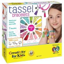 Creativity for Kids Creativity for Kids Tassel Bracelets