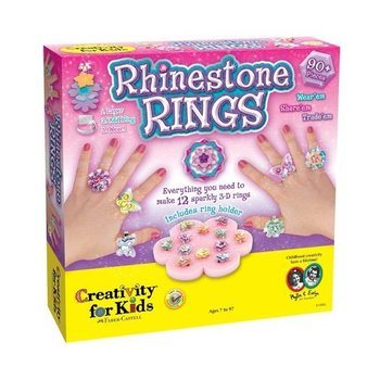 Creativity for Kids Creativity for Kids Rhinestone Rings