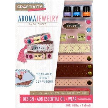 Creativity for Kids Craftivity  Aroma Jewelry Chic Cuffs