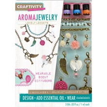 Creativity for Kids Craftivity  Aroma Jewelry Lovely Lockets