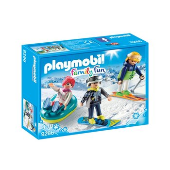 Playmobil Winter Sports Witner Sports Trio