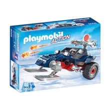 Playmobil Playmobil Arctic Expedtion Ice Pirate with Snowmobile