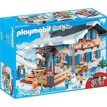 Playmobil Winter Sports Ski Lodge