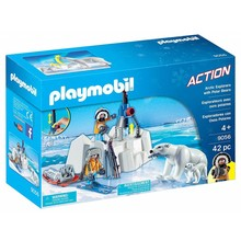 Playmobil Playmobil Arctic Expedition Explorers with Polar Bears