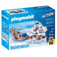 Playmobil Playmobil Arctic Expedtion Husky-Drawn Sled