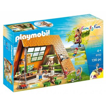 Playmobil Summer Camping Lodge