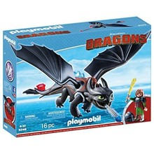 Playmobil Playmobil Dragons: Hiccup & Toothless