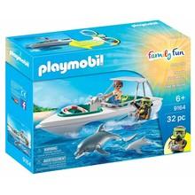 Playmobil Playmobil Diving Trip