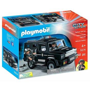 Playmobil Playmobil Tactical Unit Car
