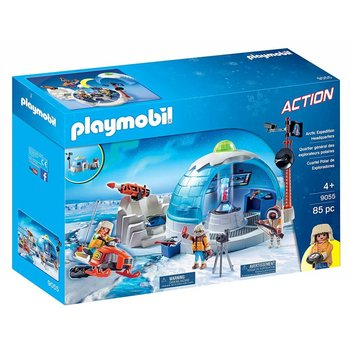 Playmobil Arctic Expedition Ice Pirates with Snow Truck
